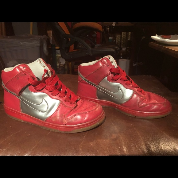 "the best attitude d92ce e736c NIKE DUNK HIGH PREMIUM SB ""MORK AND MINDY"""